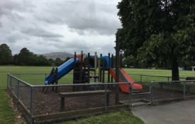 Resized Woolston Park existing playground photo for leaflet