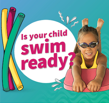 Is your child swim ready?