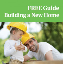 Cover of the building a new home guide