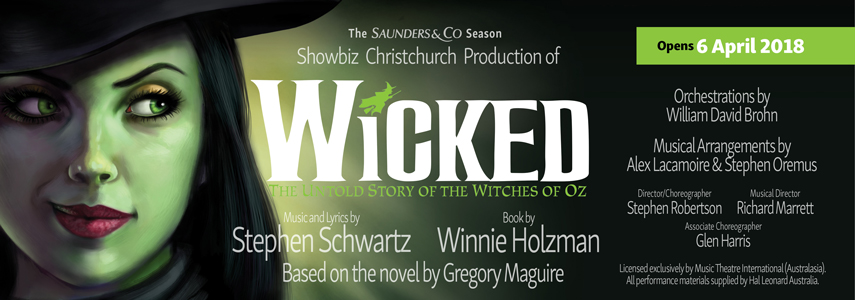 Wicked BeThere Banner