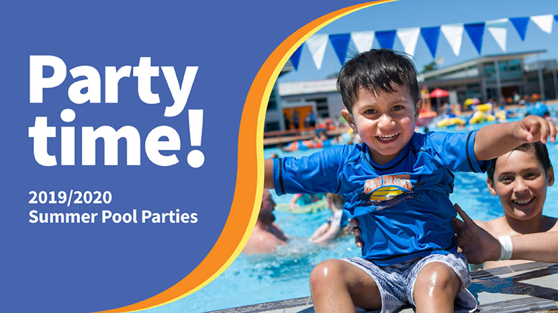 Summer Pool Parties 855x480