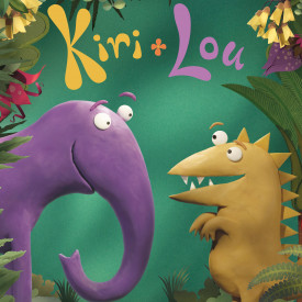 Kiri and Lou poster 3 sq