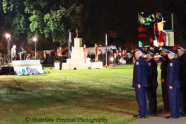 ANZAC Day at Cranmer Square