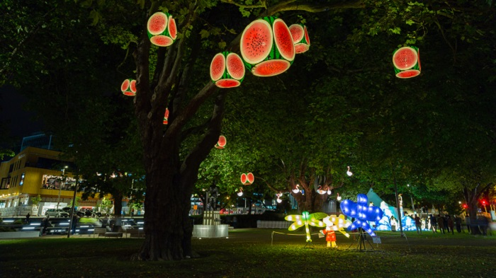 'Lantern Festival at Remembrance Park