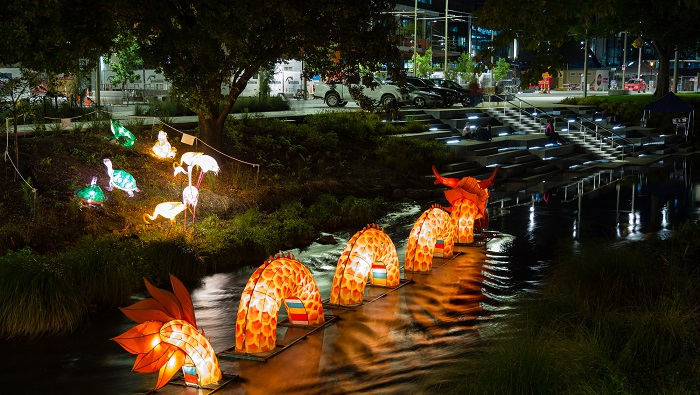 'Lantern Festival at The Terrace