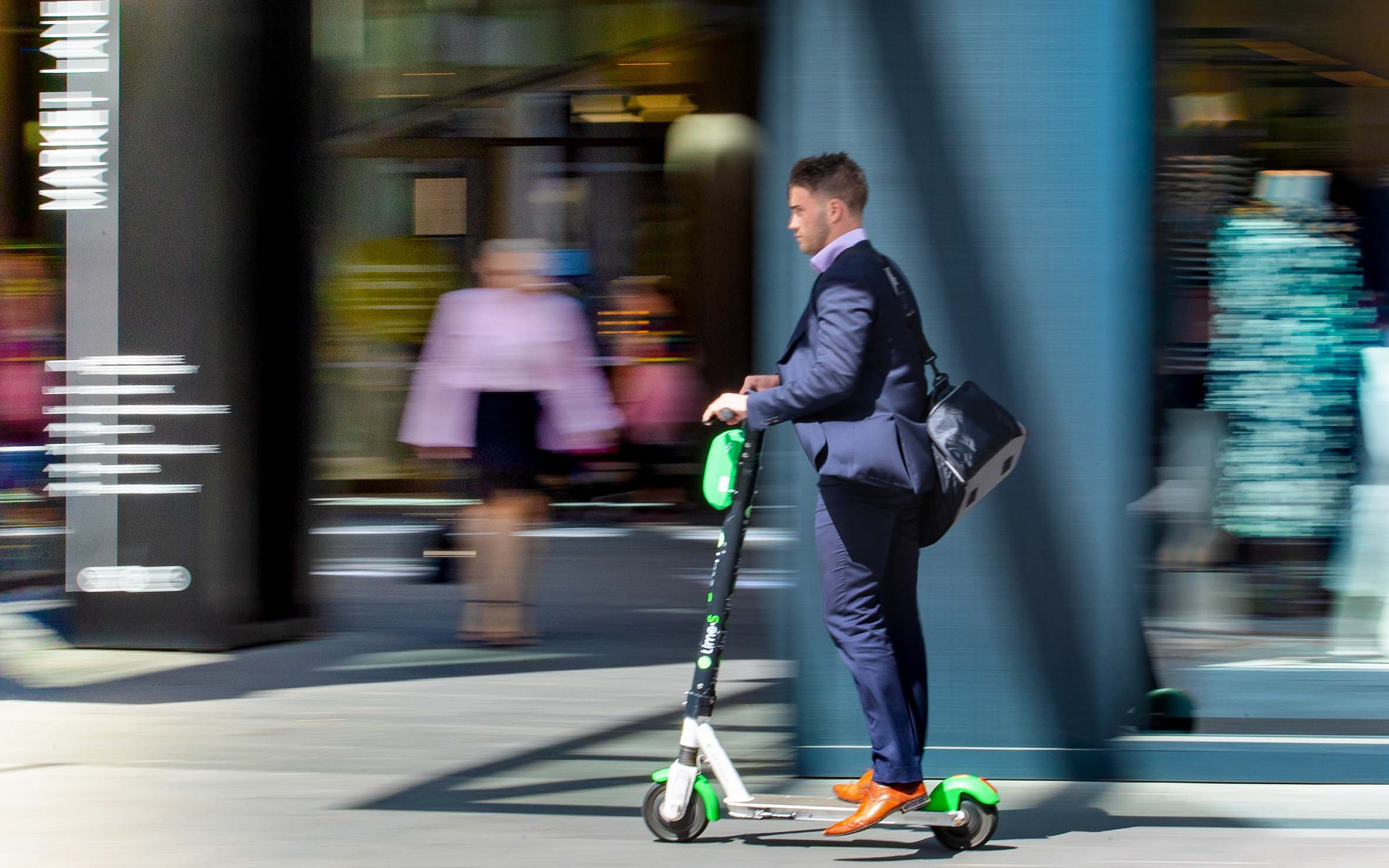 Christchurch gives green light to Lime scooters : Christchurch City
