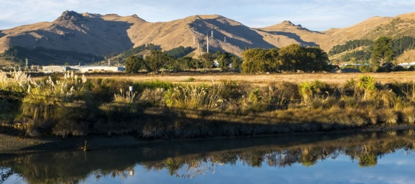 Port Hills proposed park from Heathcote River 13resize2