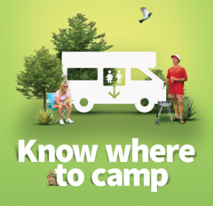 Camping and campervans in Christchurch and Akaroa : Christchurch