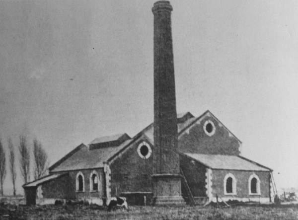 The original Number One Pump Station