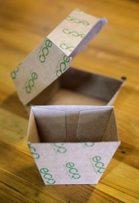 Ecoware compostable food packaging trialled at three Christchurch events.