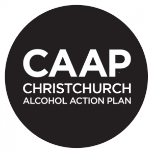 Christchurch Alcohol Action Plan logo