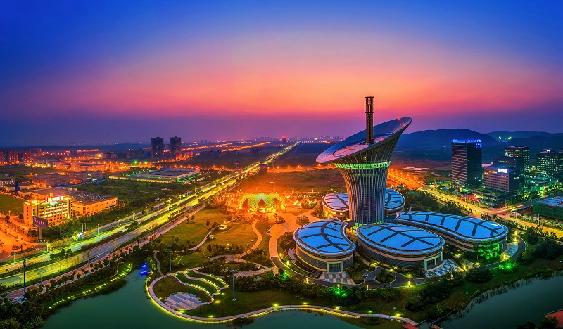 'Wuhan Future City